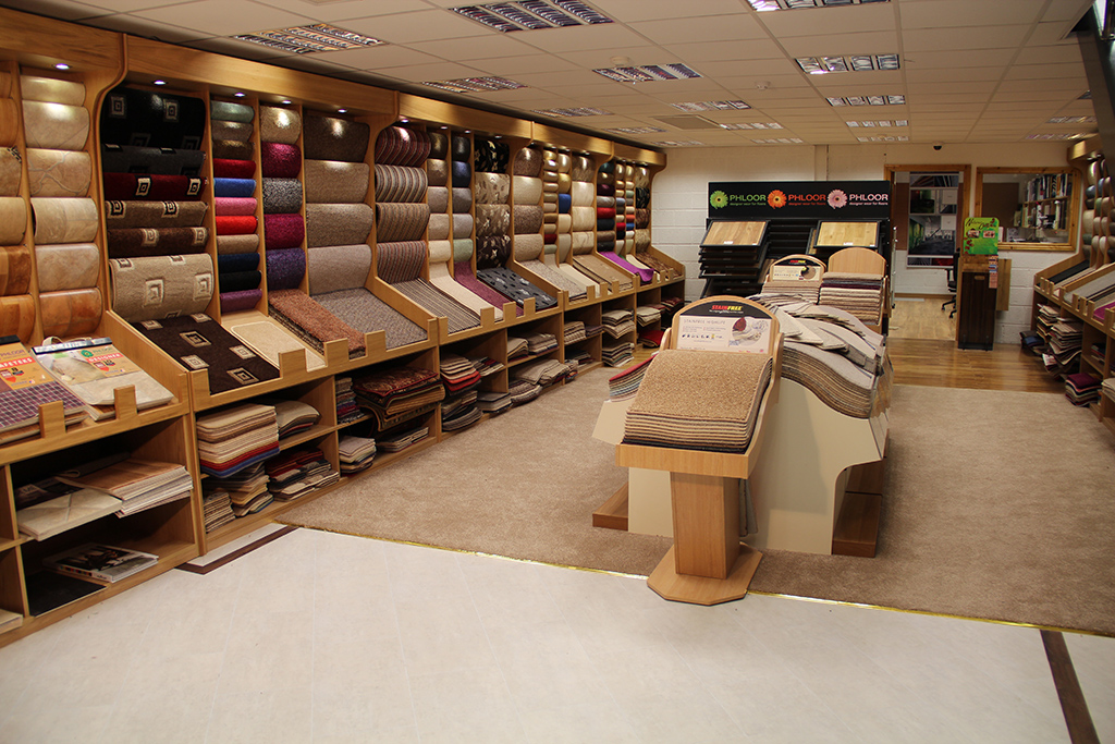 Carpets - Flooring - Vinyl - Harwood Flooring - Laminate Flooring